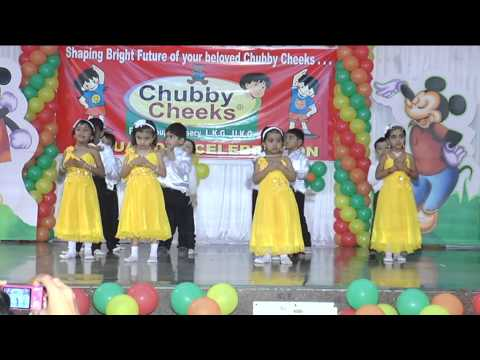 Annual Day Celebration 2015 - Itsi Hasi Itni Si...