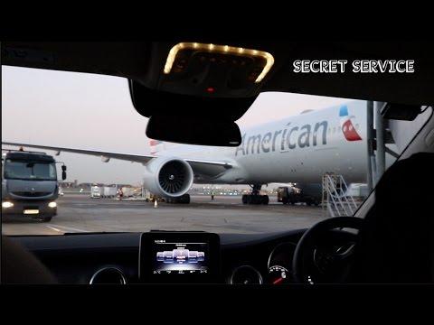 DIPLOMATIC AIRPORT ENTRANCE