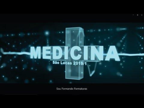 Medicina T17 Colação São Lucas