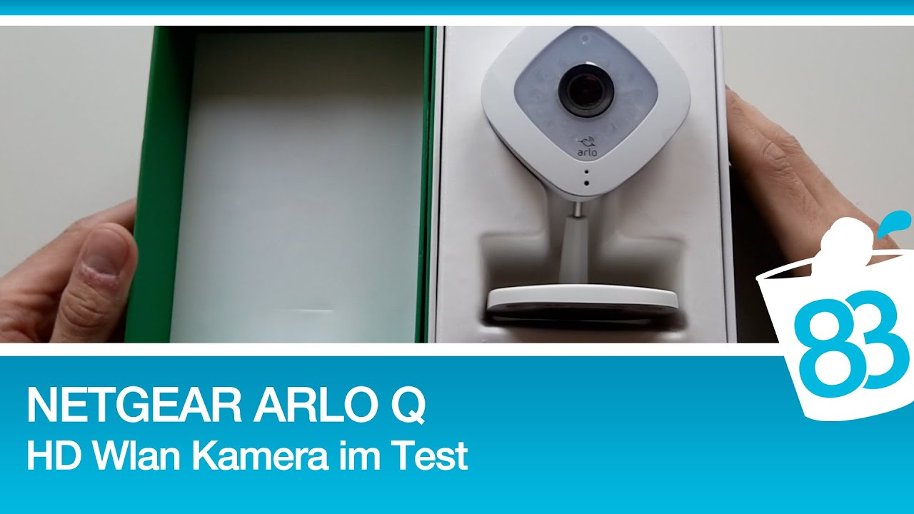 netgear arlo q hd wlan kamera im test deutsch 83metoo. Black Bedroom Furniture Sets. Home Design Ideas