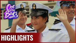 One of the Baes: Bagong reyna ng Marine Academy | Episode 12