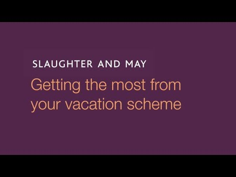 Getting The Most From Your Vacation Scheme