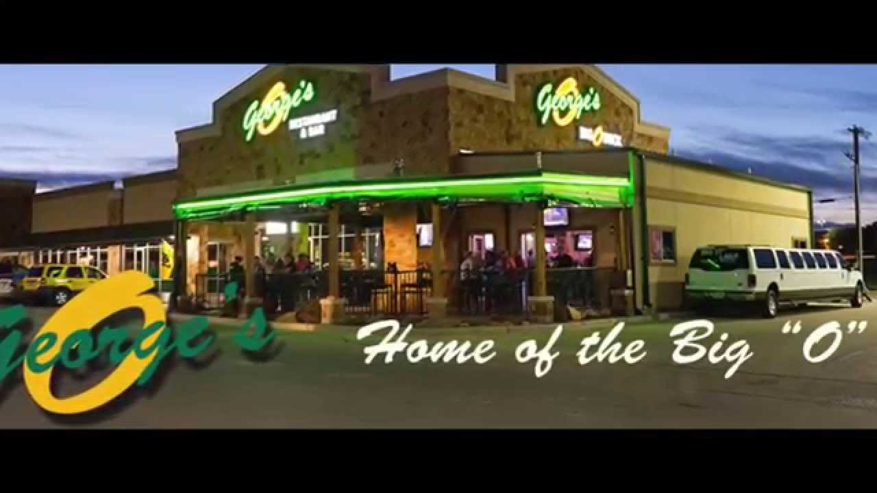 George S Bar And Grill Restaurant Review In Waco Texas Youtube
