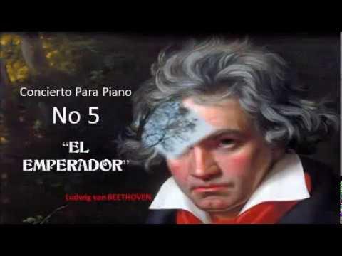 CONCIERTO PARA PIANO No 5 El Emperador Beethoven Música En Línea Clásica