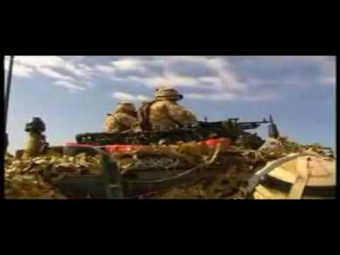 BBC NEWS BOADCAST - Friendly Fire Kills British Soldiers- 1 Royal Anglian 2007