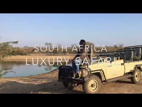 South Africa Luxury Safari Vlog