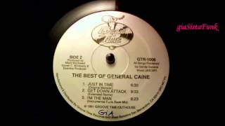 GENERAL CAINE - get down attack (extended remix)