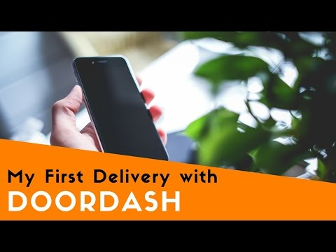 My First Delivery With DoorDash: How It Went, How Much I Made (Review)