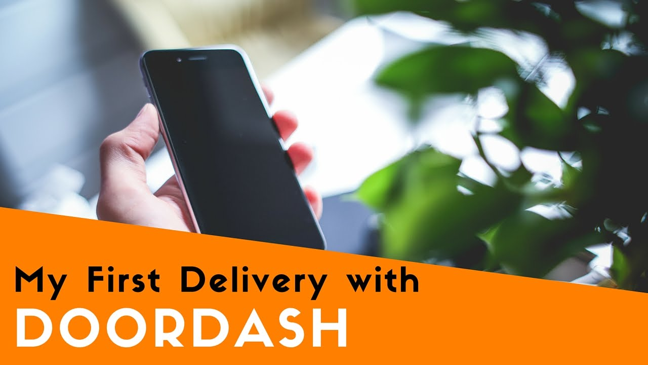 My First Delivery With Doordash How It Went Much I Made Review You