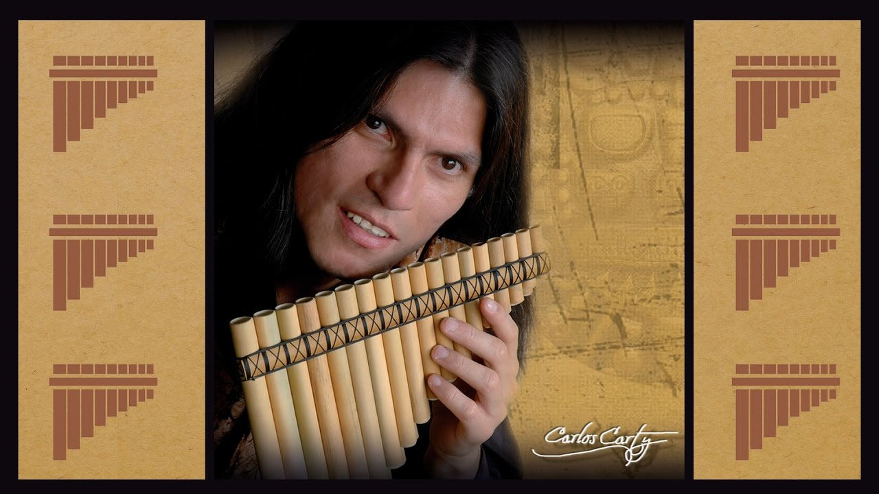 Pan Flute Music Carlos Carty Relaxing Music Youtube