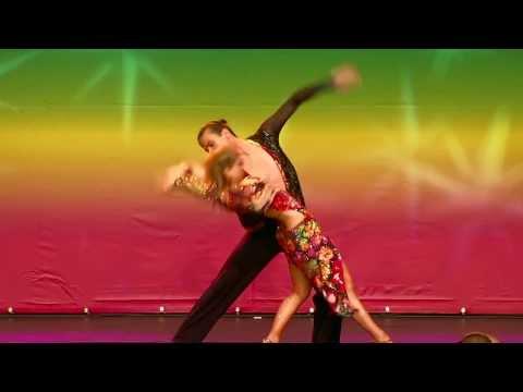 ADRIAN Y ANITA  - Dance Show 2010 - Salsafestival Switzerland