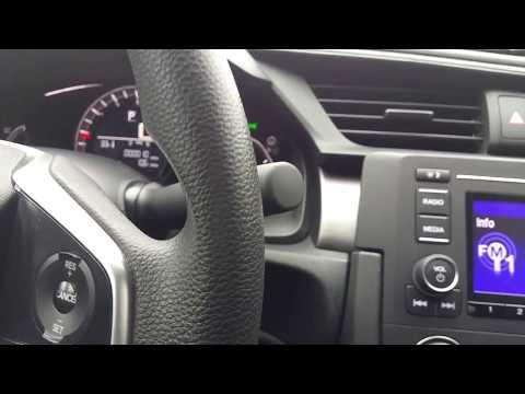 2016 Honda Civic Lx Presentation