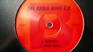 Banji Boys - Respect - 1994