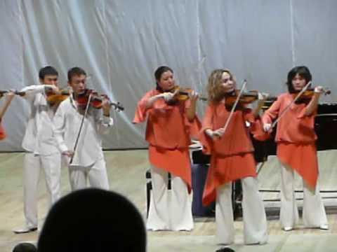 """Virtuosos Of Yakutia"" Astor Piazzolla ""Libertango"""
