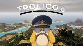 Истинная диктатура! Tropico (2001)