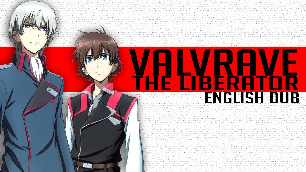 Valvrave The Liberator - English Dub TRAILER - MLXR Dubs