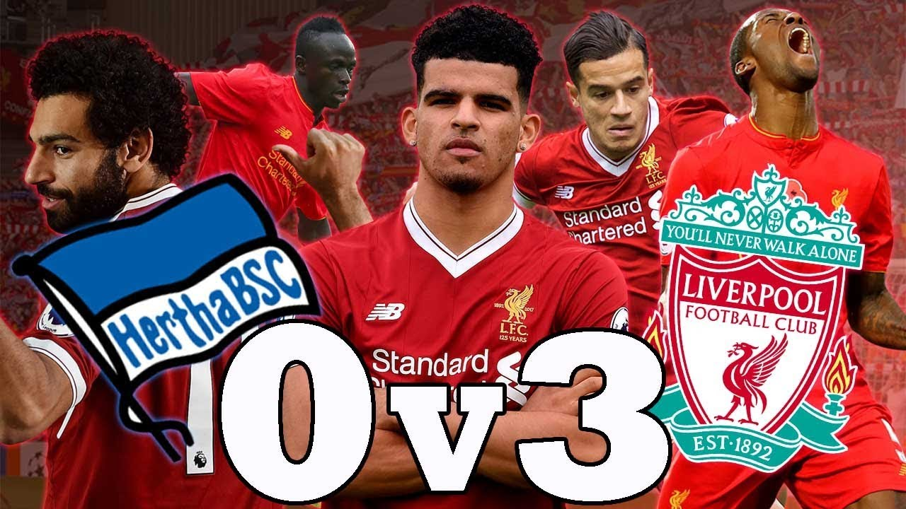 Hertha Vs Liverpool