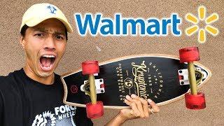 $20 WALMART LONG BOARDS ARE AMAZING!!!