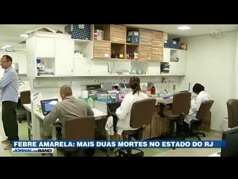 Febre amarela: Mais duas mortes são confirmadas no RJ