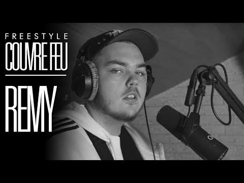 REMY - Freestyle COUVRE FEU sur OKLM Radio