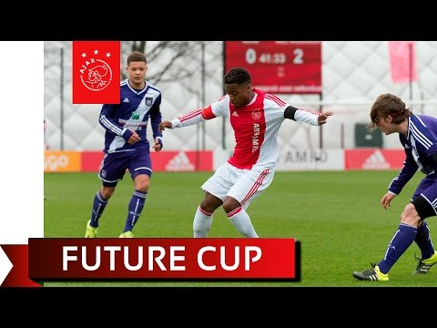 Highlights Ajax B1 Anderlecht Youtube