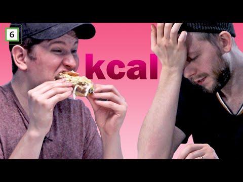 Hvem spiser fortest opp sitt daglige kaloribehov?