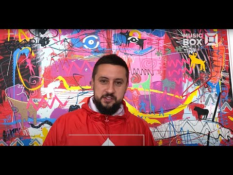 #залишайсявдома - соціальна ініціатива телеканалу Music Box