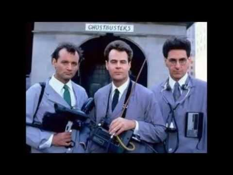 ghostbuster theme song with  lyrics