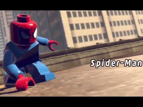 Лего совершенный человек паук 2 сезон 2 серия