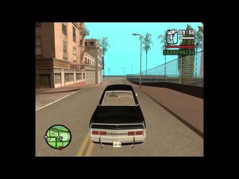 Grand Theft Auto: San Andreas Mods - AMC Matador (1972)