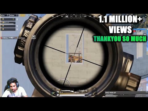 When I try to troll Squads in Ace  Pubg Mobile Highlights #43  MDisCrazy