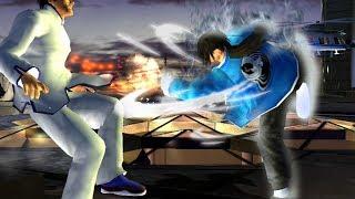 [TAS] Tekken 4 - Lei Wulong