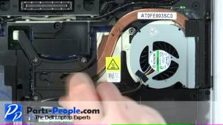 Dell Latitude E6420 Heatsink / Fan Replacement Video Tutorial