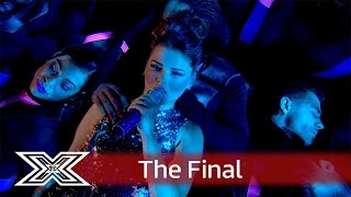 She's Queen of the night! Saara rules with Tears For Fears | Finals | The X Factor UK 2016