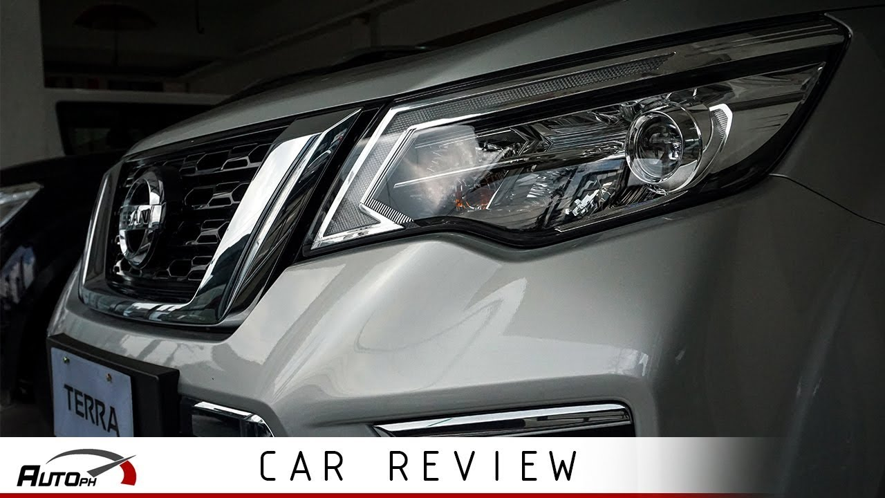 Tera Review 2020.2020 Nissan Terra 2 5 Ve Exterior Interior Review Philippines