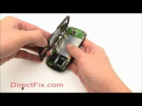Palm Pixi Plus Teardown & Screen Repair Directions | DirectFix