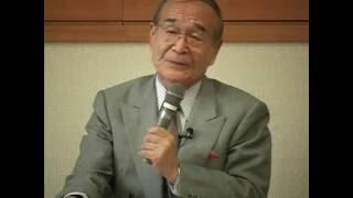 シンポジウム「源氏全講会」への期待 パネリスト 岡野弘彦(歌人・國學...