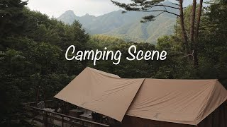 Camping Scen…