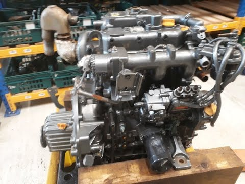 3JH 25A Marine Diesel Engine Breaking For Spares - GBP 30