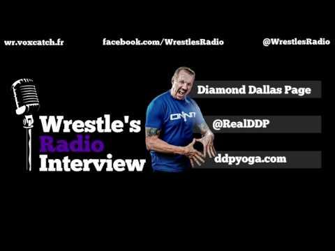 Interview Wrestle's : Diamond Dallas Page