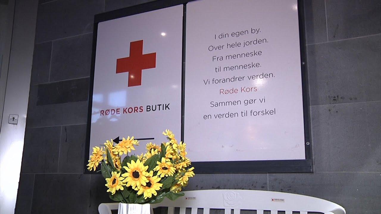 69eea193e5b Røde Kors udvider med brugte møbler - TV-Ishøj - YouTube