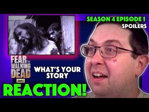 Play REACTION! Fear the Walking Dead Season 4 Episode 1 -