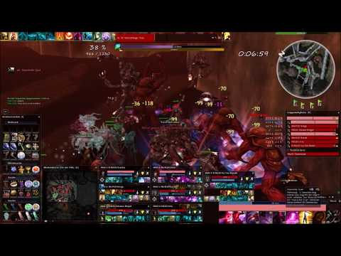 Guildwars: Domain of Anguish HM with 7 Heroes in 1h and 27min