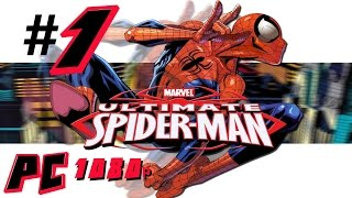 Let's Play Ultimate Spider-Man (PC Gameplay) - (1080p) Part 1