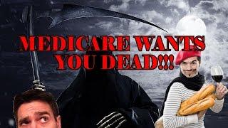 Medicare Wants To Kill You: And Sleep Apnea