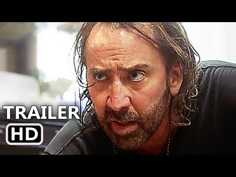 BETWEEN WORLDS   2018 Nicolas Cage, Thriller Movie HD
