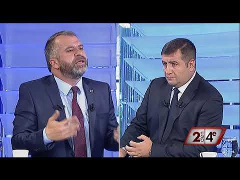 TÜRKMEN ALEVİ BEKTAŞİ VAKFI 17.08.2017 KANAL A CANLI YAYIN