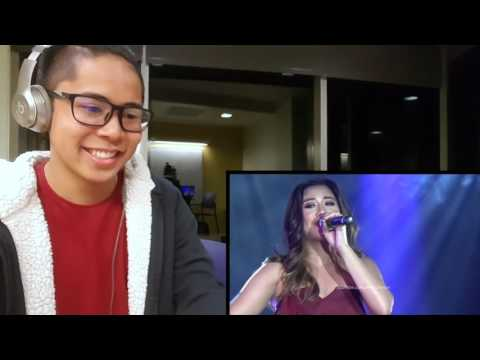 MUST SEE! Morissette sings Listen for 2017 REACTION! (MORISSETTE=GOALS!)