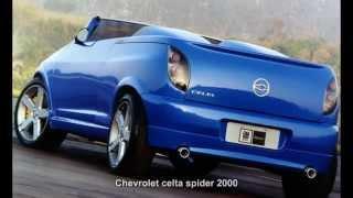 #465. Chevrolet celta spider 2000 (Prototype Car)