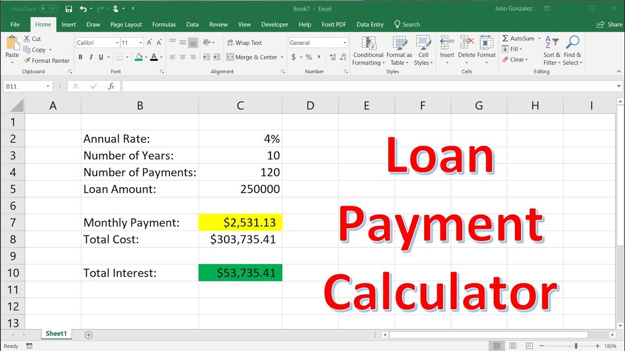 Communication on this topic: How to Calculate Loan Payments, how-to-calculate-loan-payments/